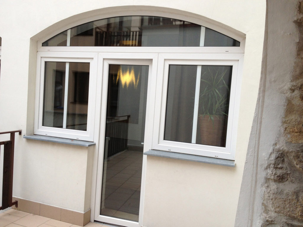 Балконные окна и двери