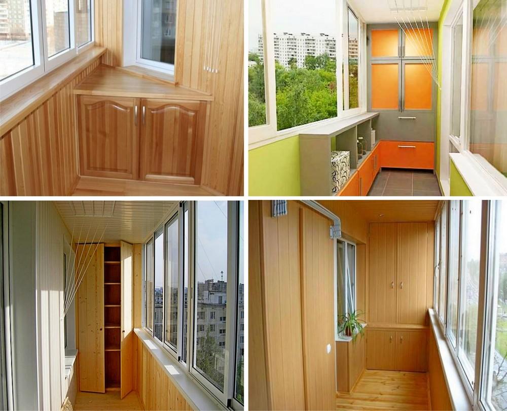 Шкаф на балкон хрущевки фото