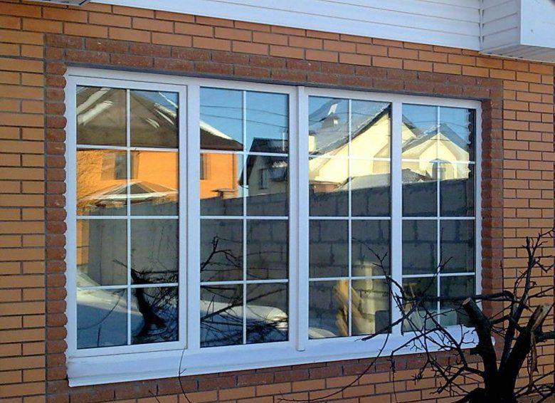 Какие окна лучше в коттедж
