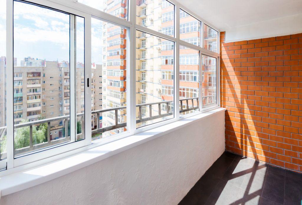 Качественные окна на балкон