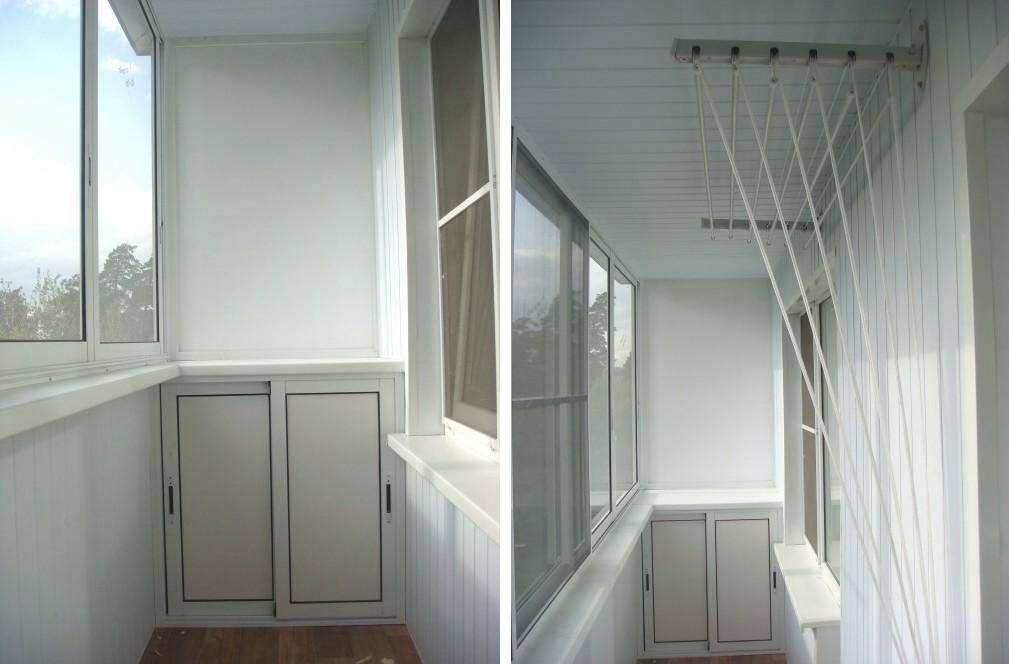 Отделка лоджии и балкона челябинск