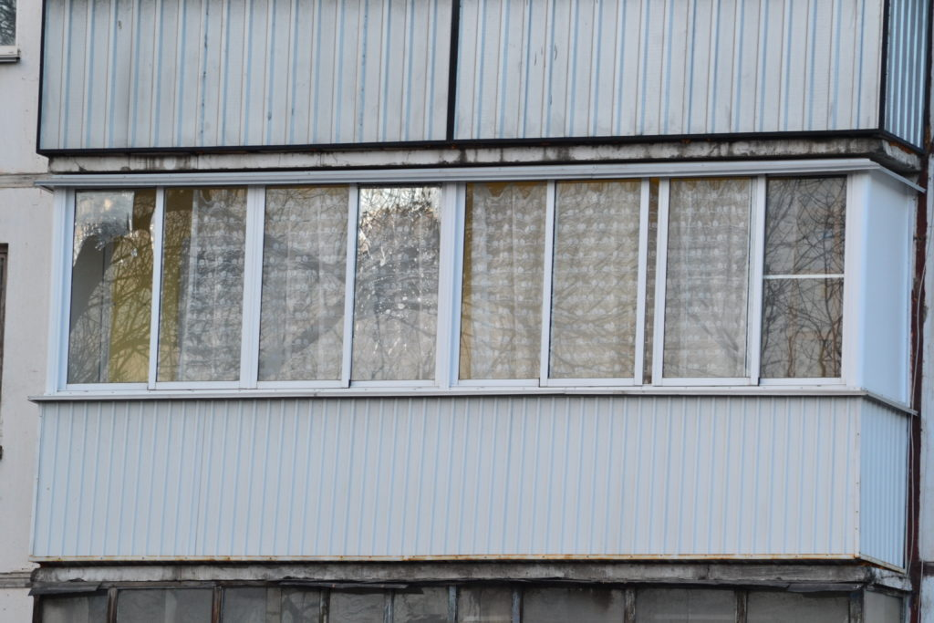 Балконы в Челябинске