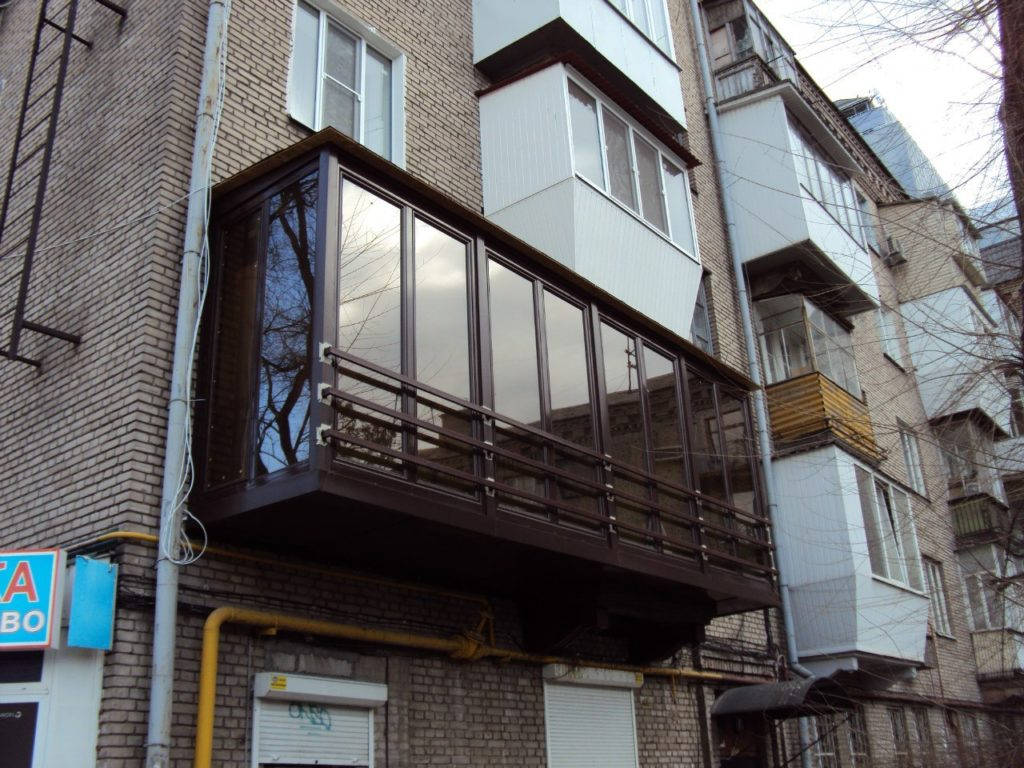 Фирма Балкон Центр