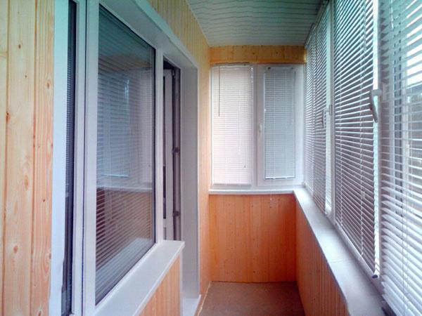 Балконы фирма Олкон